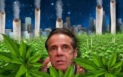 New York legalizza la marijuana a scopo ricreativo.